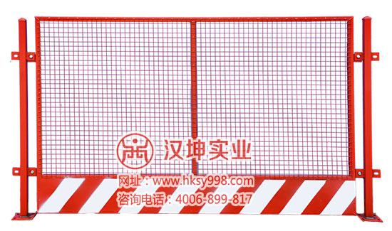 工地基坑临边防护栏杆