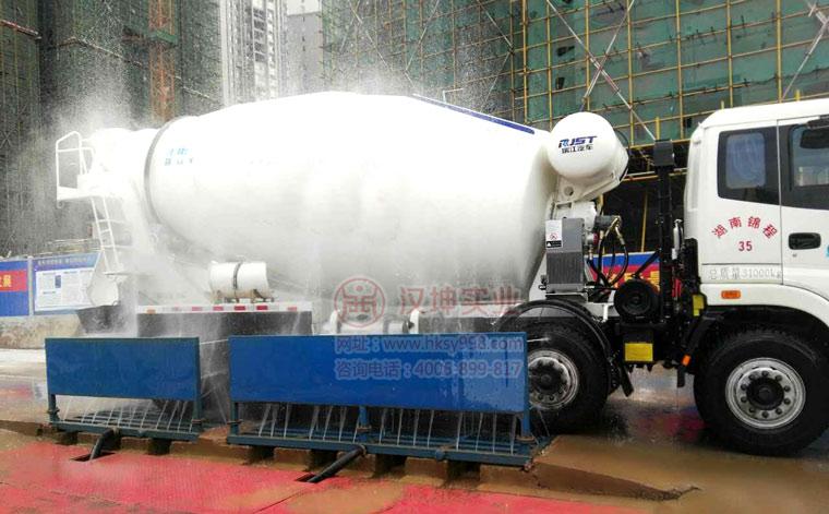 长沙建筑工地洗车机