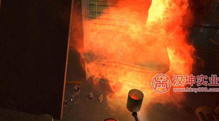 火灾逃生VR体验
