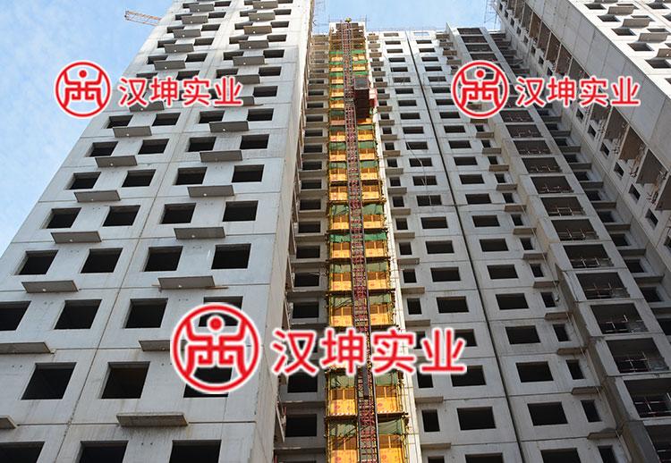 广东电白建设防护门安装效果